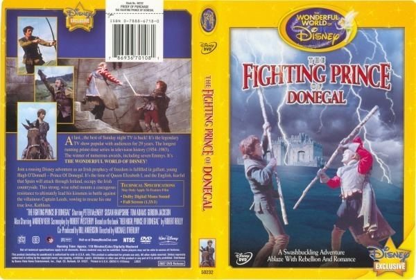 The Fighting Prince of Donegal The Fighting Prince Of Donegal 786936701081 Disney DVD Database