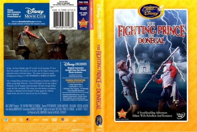 The Fighting Prince of Donegal The Fighting Prince of Donegal DVD Peter McEnery Sasquatch Video