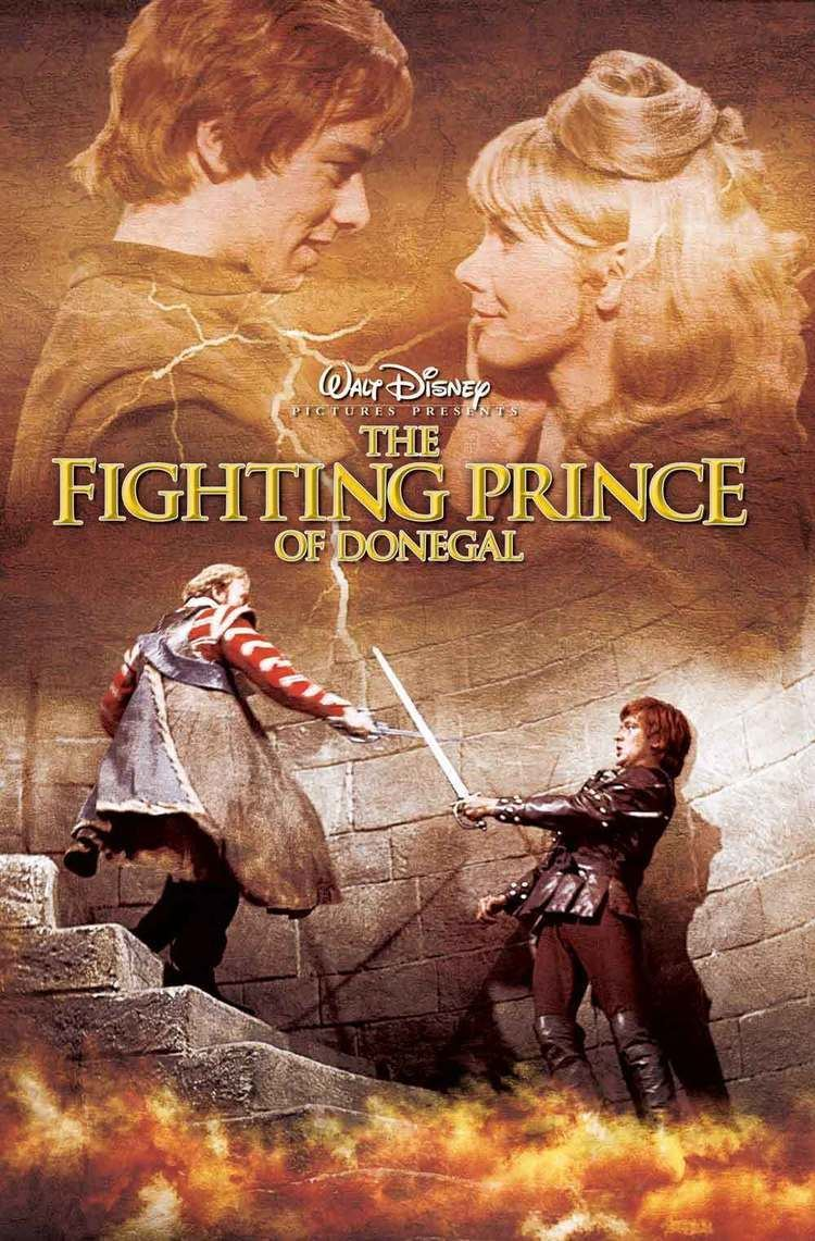 The Fighting Prince of Donegal The Fighting Prince of Donegal Disney Movies