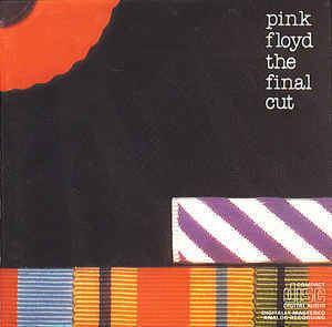 The Final Cut (1983 film) Pink Floyd The Final Cut CD Album at Discogs
