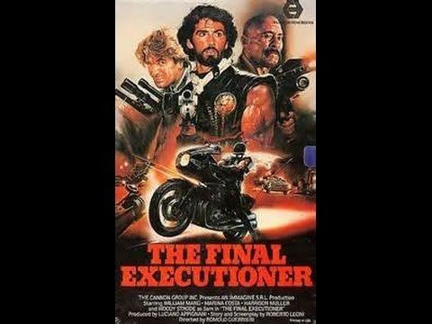The Final Executioner Review of The Final Executioner 1984 YouTube