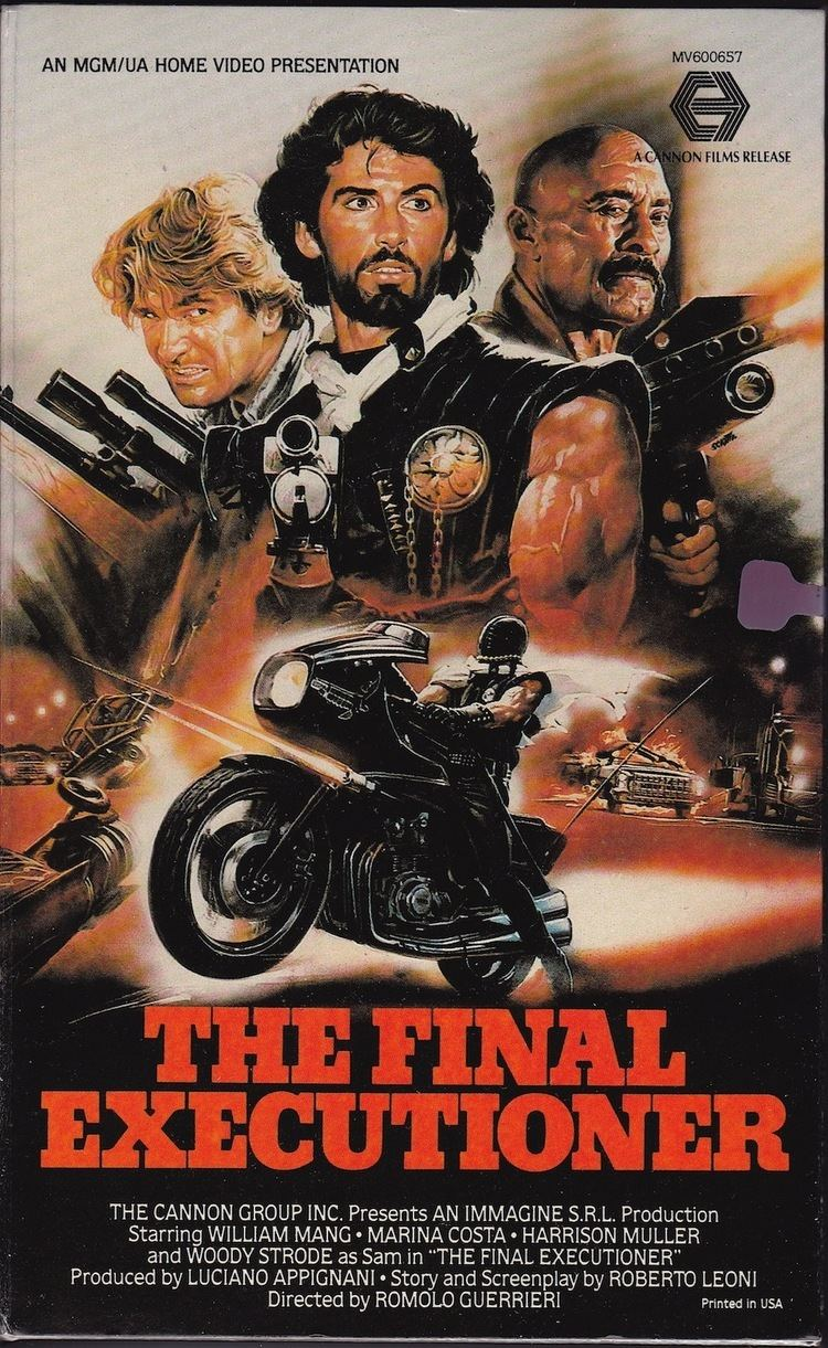 The Final Executioner COLLECTING VHS The Final Executioner 1984 CHUDcom