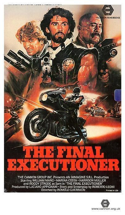 The Final Executioner The Final Executioner poster