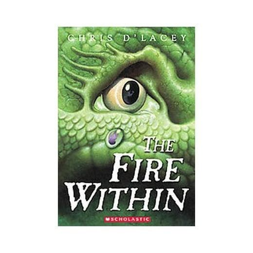 The Fire Within The Fire Within Last Dragon Chronicles Reprint Paperback by