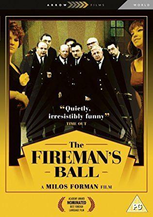 The Firemen's Ball The Firemans Ball DVD 1967 Amazoncouk Vaclav Stockel Josef