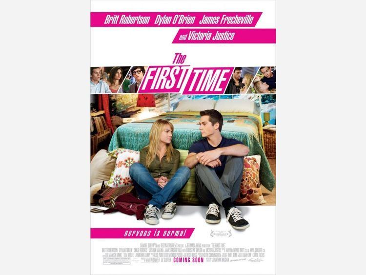 The First Time (2012 film) The First Time Movie 2012 Zanda
