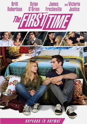 The First Time (2012 film) The First Time 2012 for Rent on DVD DVD Netflix