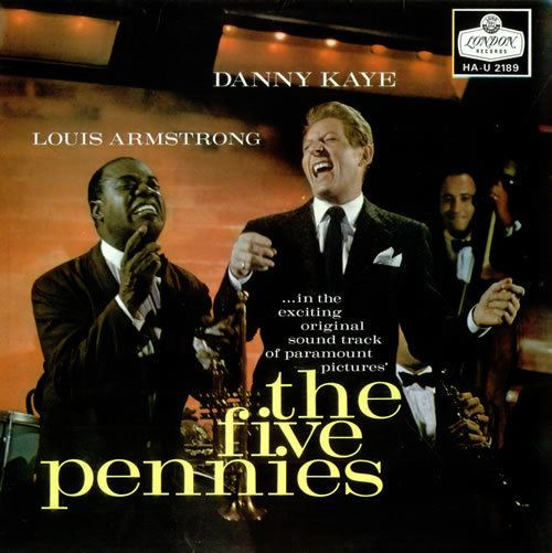 The Five Pennies Original Soundtrack The Five Pennies UK vinyl LP album LP record
