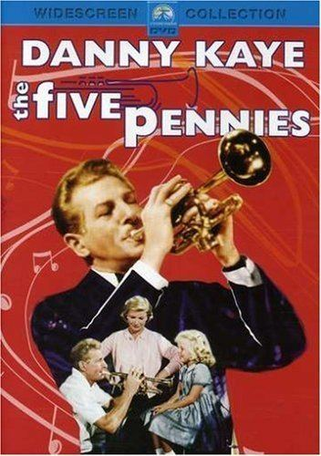 The Five Pennies Amazoncom The Five Pennies Danny Kaye Barbara Bel Geddes Louis