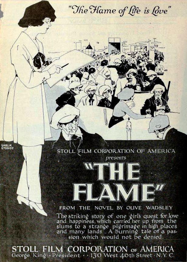 The Flame (1920 film) The Flame 1920 film Wikipedia