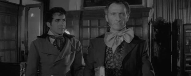 The Flesh and the Fiends movie scenes John Gilling s The Flesh and the Fiends is the story of Burke and Hare graverobbers who find that murder is a more expedient route to the cadavers they