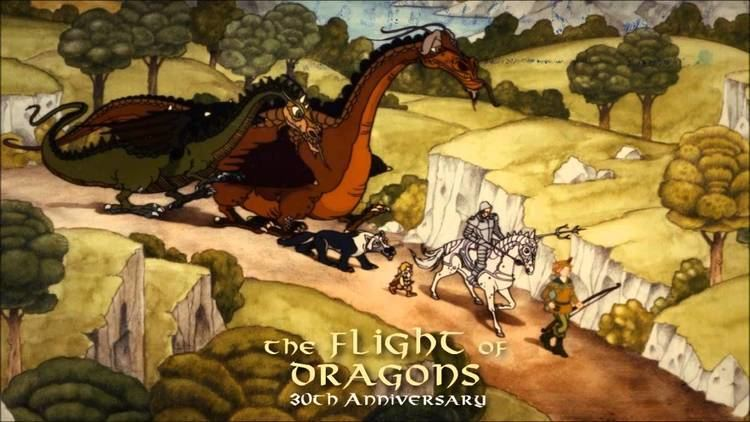 The Flight of Dragons The Flight of Dragons Title Song No Vocals Maury Laws Jules