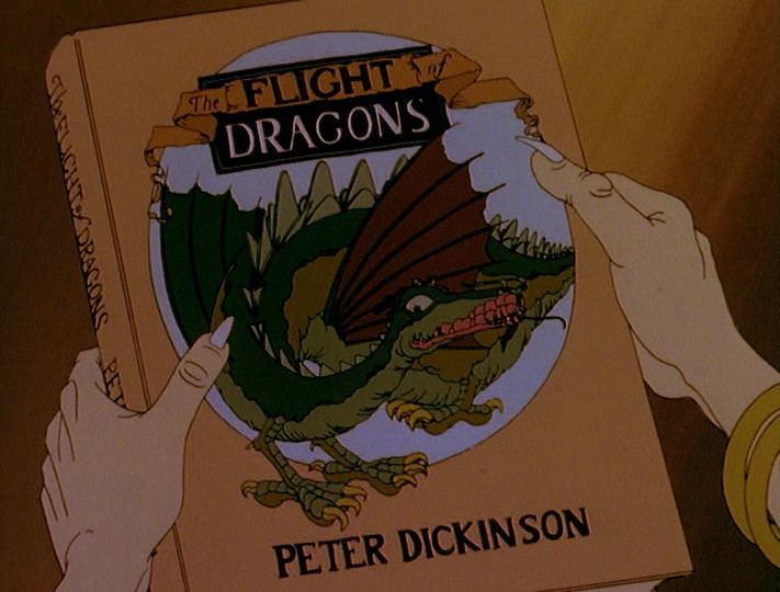 The Flight of Dragons THE FLIGHT OF DRAGONS Hollywood Metal