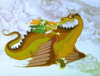 The Flight of Dragons The Flight of Dragons Western Animation TV Tropes