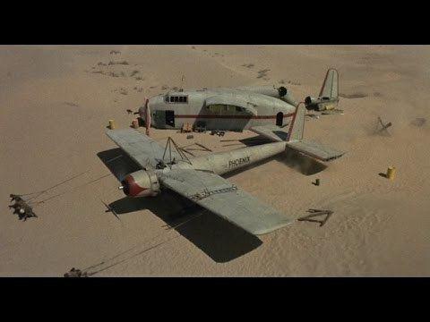 The Flight of the Phoenix (1965 film) The Flight of the Phoenix 1965 Trailer YouTube
