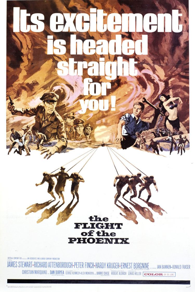 The Flight of the Phoenix (1965 film) wwwgstaticcomtvthumbmovieposters3513p3513p