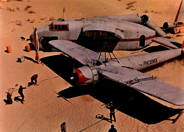The Flight of the Phoenix (1965 film) Phoenix Page