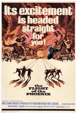 The Flight of the Phoenix (1965 film) The Flight of the Phoenix 1965 film Wikipedia