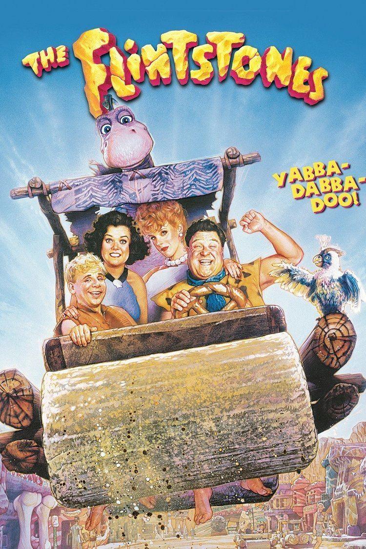 The Flintstones (film) wwwgstaticcomtvthumbmovieposters15683p15683