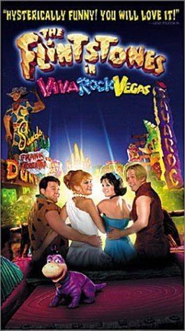 The Flintstones in Viva Rock Vegas Amazoncom The Flintstones in Viva Rock Vegas VHS Mark Addy