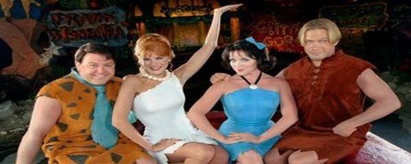 The Flintstones in Viva Rock Vegas The Flintstones in Viva Rock Vegas Cast Images Behind The Voice