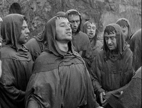 The Flowers of St. Francis The Film Sufi The Flowers of Saint Francis Roberto Rossellini 1950