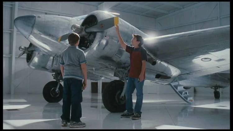 The Flyboys (film) The Flyboys Skykids 2008 Trailer HD YouTube