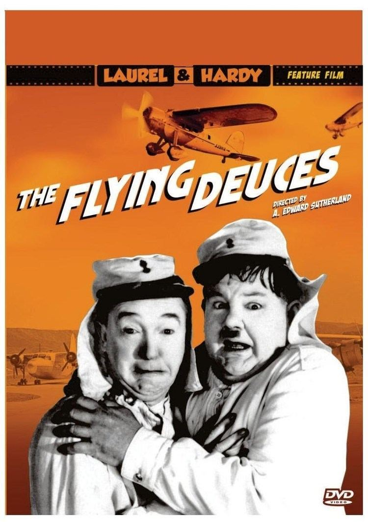 The Flying Deuces Laurel Hardy The Flying Deuces YouTube
