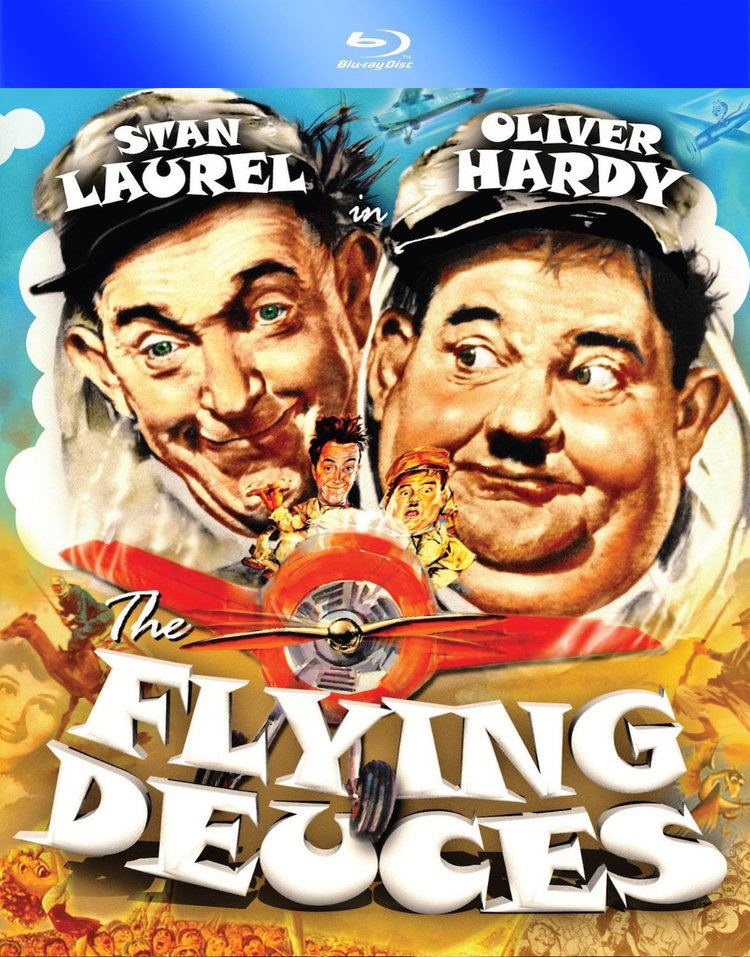 The Flying Deuces The Flying Deuces Bluray United Kingdom