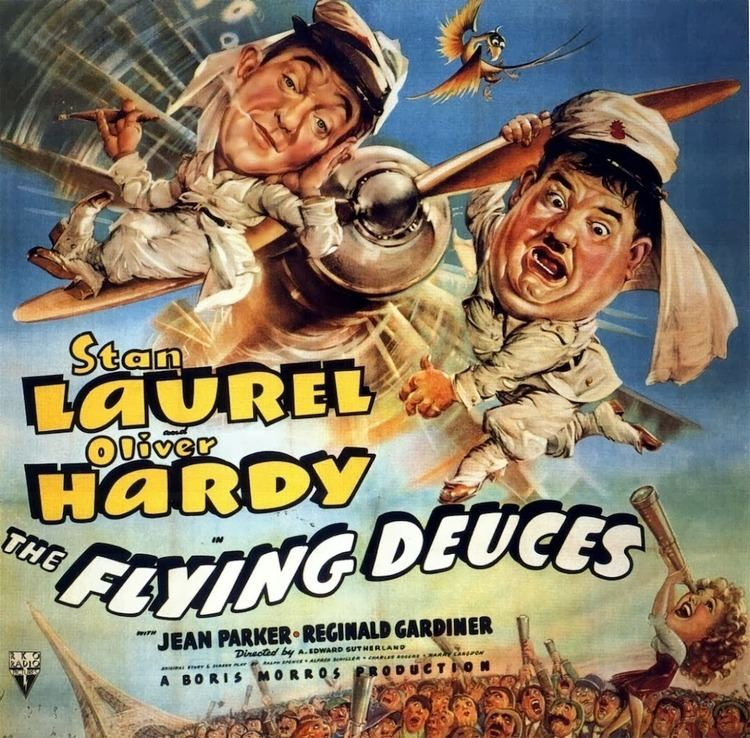 The Flying Deuces Flying Deuces The 1939 A March Through Film History