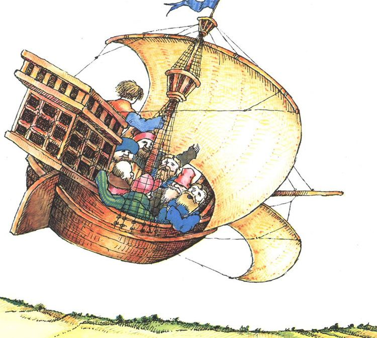 The Fool of the World and the Flying Ship The Fool of the World and the Flying Ship Arthur Ransome Macmillan