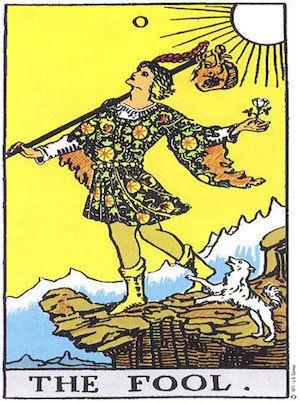 The Fool (Tarot card) The Fool Tarot