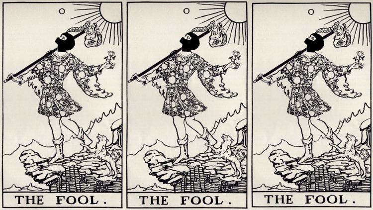 The Fool (Tarot card) The Fool an Arts Crowdfunding Project in Bristol United Kingdom on