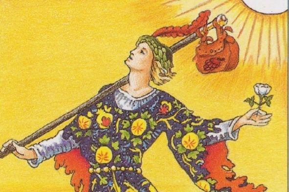 The Fool (Tarot card) Time to Be the Fool Conscious Bridge