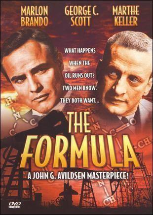 The Formula (1980 film) The Formula 1980 Hollywood Movie Watch Online Filmlinks4uis