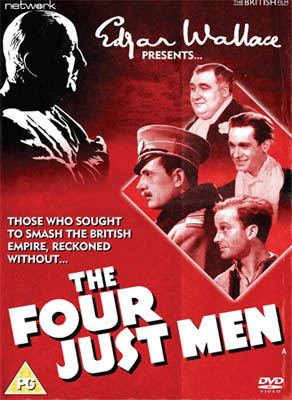 The Four Just Men (1921 film) The Four Just Men 1939 Tuesdays Overlooked Film Tipping My Fedora