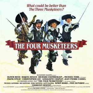 The Four Musketeers (1974 film) Musketeers Break My Heart Seventies Style 1974 tansyrrcom