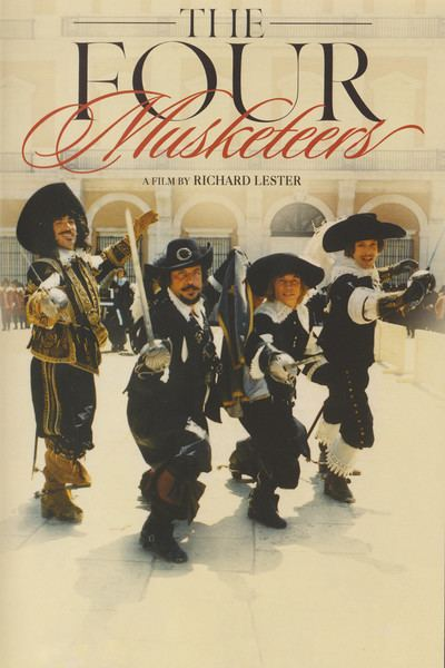 The Four Musketeers (1974 film) The Four Musketeers Movie Review 1975 Roger Ebert