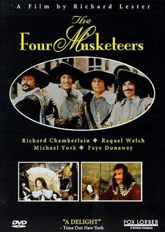 The Four Musketeers (1974 film) Amazoncom Four Musketeers Michael York Raquel Welch Oliver Reed