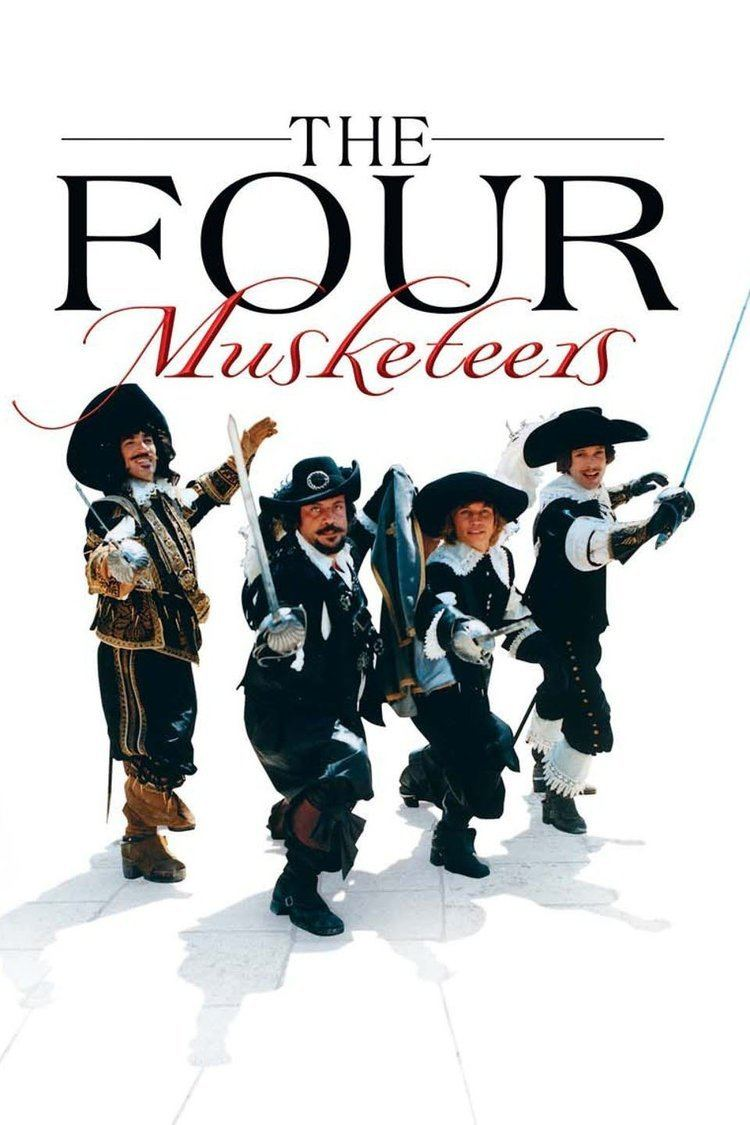 The Four Musketeers (1974 film) wwwgstaticcomtvthumbmovieposters1815p1815p