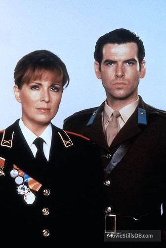 The Fourth Protocol (film) Fourth Protocol Promo shot of Pierce Brosnan Joanna Cassidy