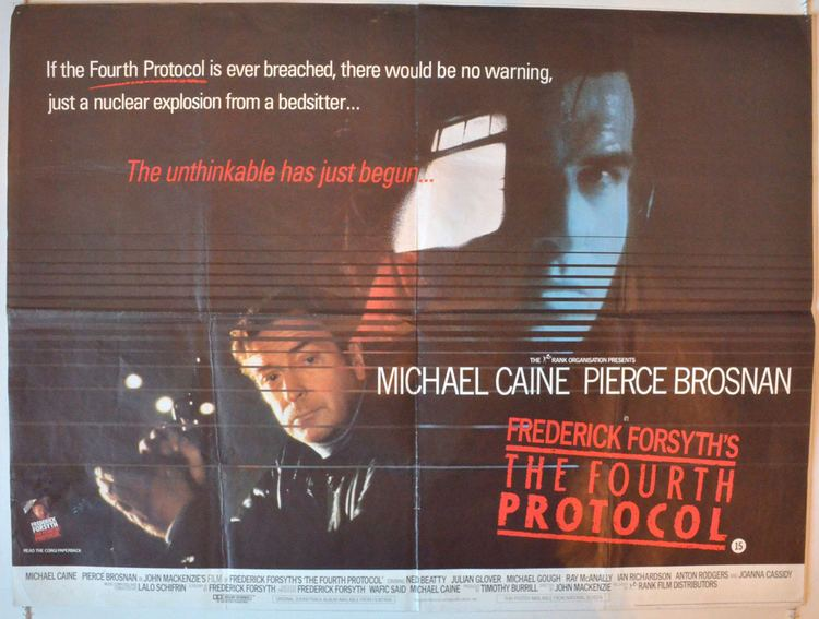 The Fourth Protocol (film) Fourth Protocol The Original Cinema Movie Poster From