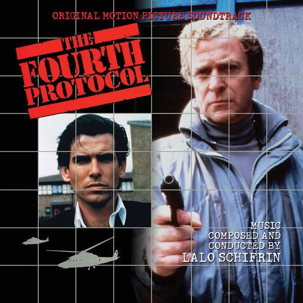 The Fourth Protocol (film) FOURTH PROTOCOL THE Original Soundtrack by Lalo Schifrin