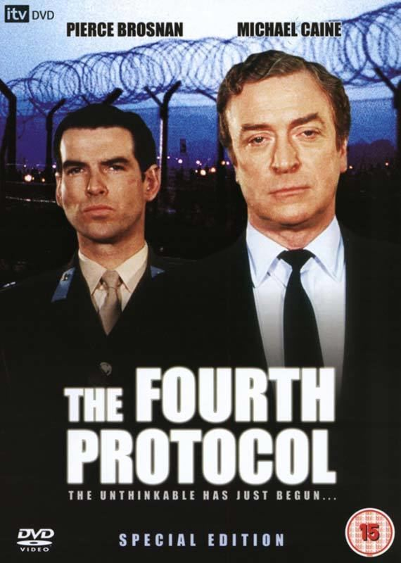 The Fourth Protocol (film) Picture of The Fourth Protocol DVD 1987