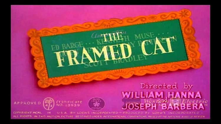 The Framed Cat The Framed Cat 1950 recreation titles Reloaded YouTube