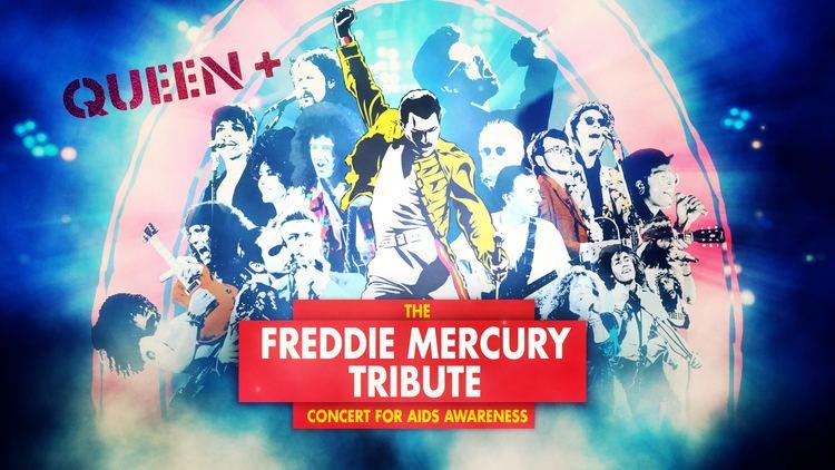 The Freddie Mercury Tribute Concert The Freddie Mercury Tribute Concert Made Visual Studio