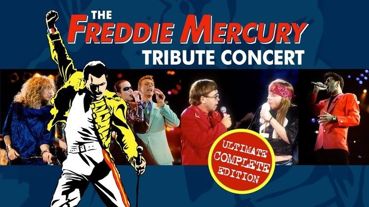 The Freddie Mercury Tribute Concert The Freddie Mercury Tribute Concert 1992 Ultimate Complete Edition
