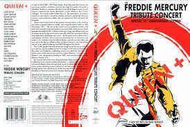The Freddie Mercury Tribute Concert Queen Various At The Freddie Mercury Tribute Concert Special