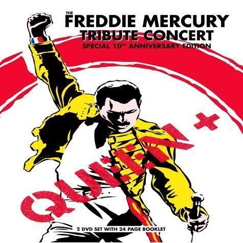 The Freddie Mercury Tribute Concert Amazoncom Queen The Freddie Mercury Tribute Concert Freddie