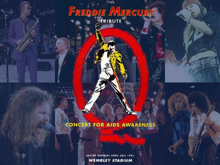 The Freddie Mercury Tribute Concert FREDDIE MERCURY TRIBUTE CONCERT APRIL 20 1992 TIMH Eleven